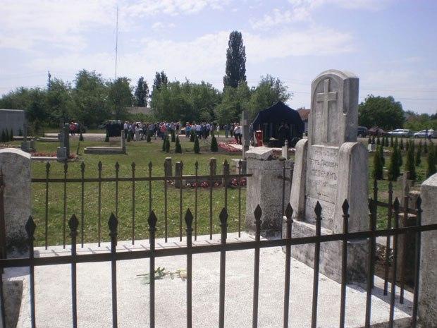 В Сербии восстановлено кладбище русских иммигрантов