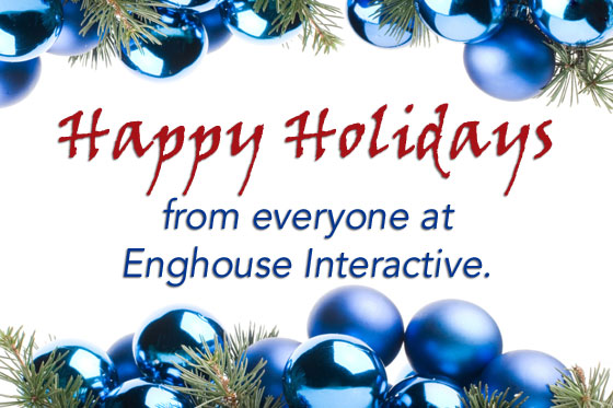 Happy Holidays from Enghouse Interactive \u2013 Enghouse Interactive Blog