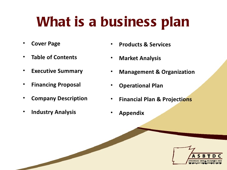National Business Plan Month is here again - how to write financial plan in business