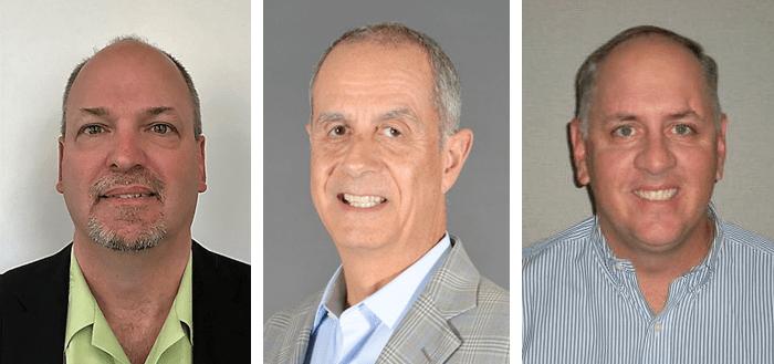 Waxie Sanitary Supply Names Three New Vice Presidents