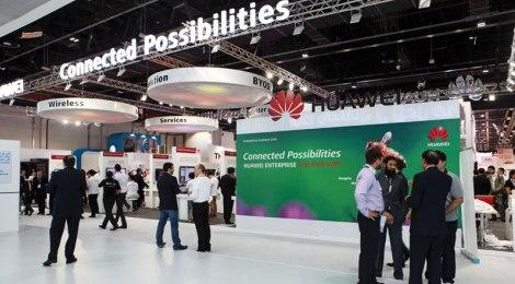 Pendapatan Penjualan Huawei Naik 30%