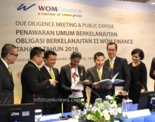WOM Finance Genjot Pembiayaan Multiguna