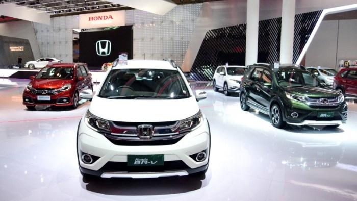Honda Tawarkan Program dan Paket Menarik di GIIAS 2016