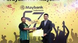 Maybank Indonesia Dukung Pemberdayaan Wanita