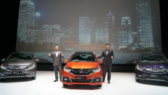 Penjualan Honda Menembus Angka Tertinggi