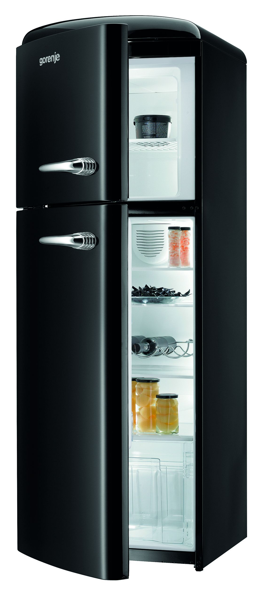 Gorenje Kühlschrank Gefrierkombination Gorenje Retro Collection Rf 603010 Kühl Gefrier Kombination Strom
