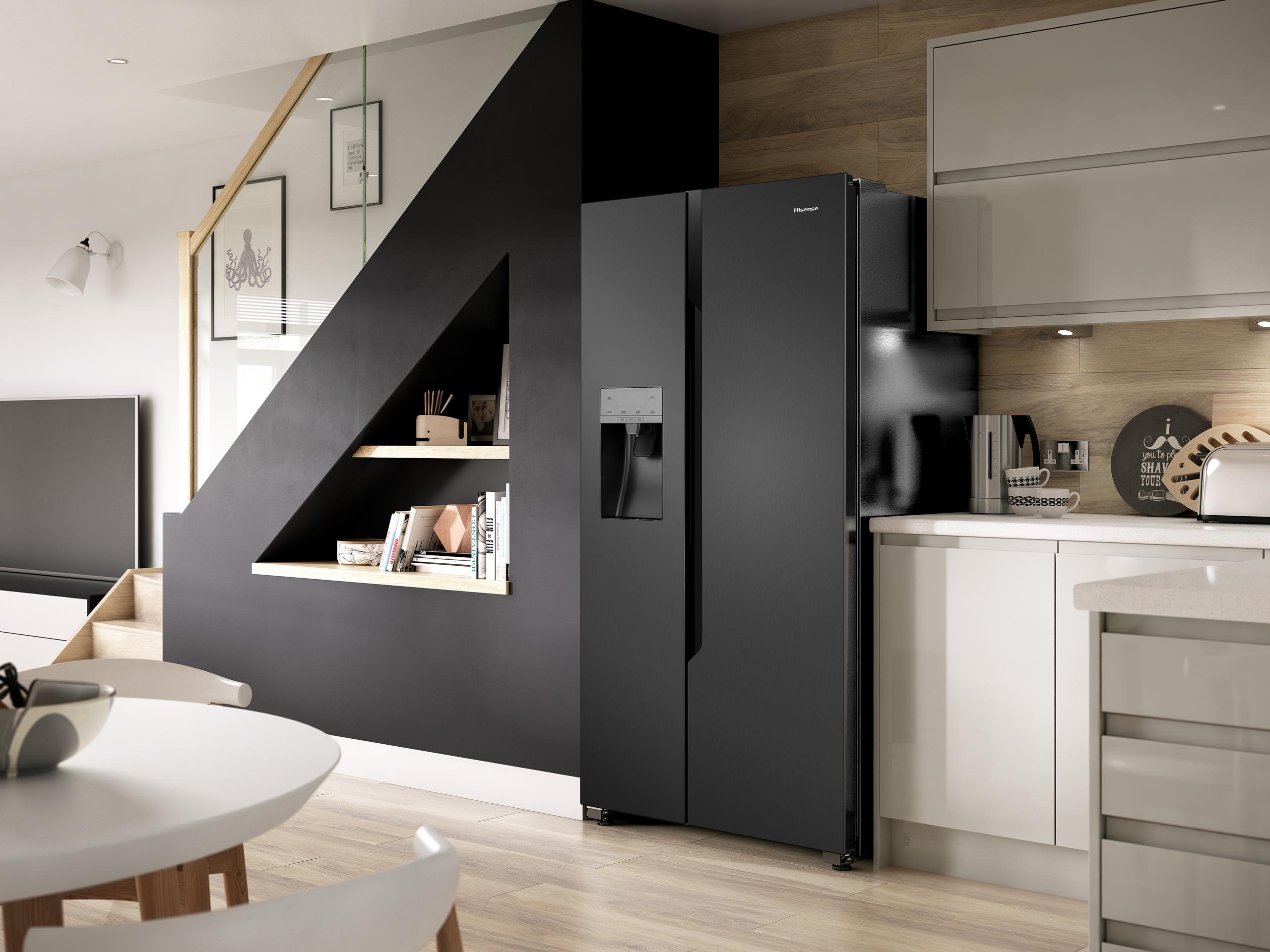Side By Side Kühlschrank Integrierbar : Kühlschrank icemaker kühlschrank glossar zu funktionen lagerung von