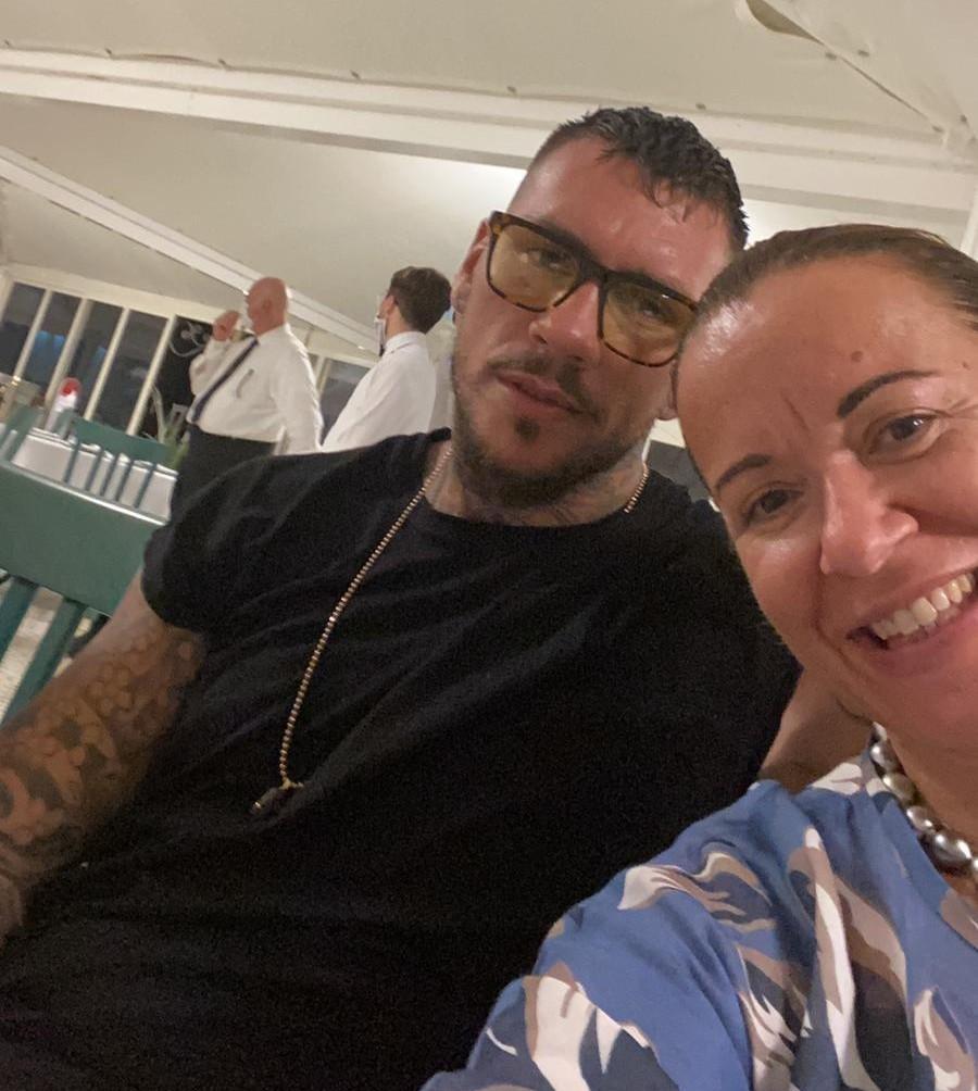 Diletta Leotta conquista i fan: la vacanza con le amiche