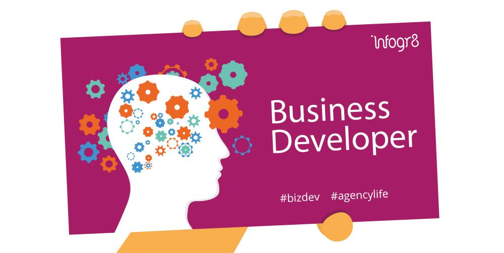 Business Development Manager at infogr8 (April 2016, London) - infogr8