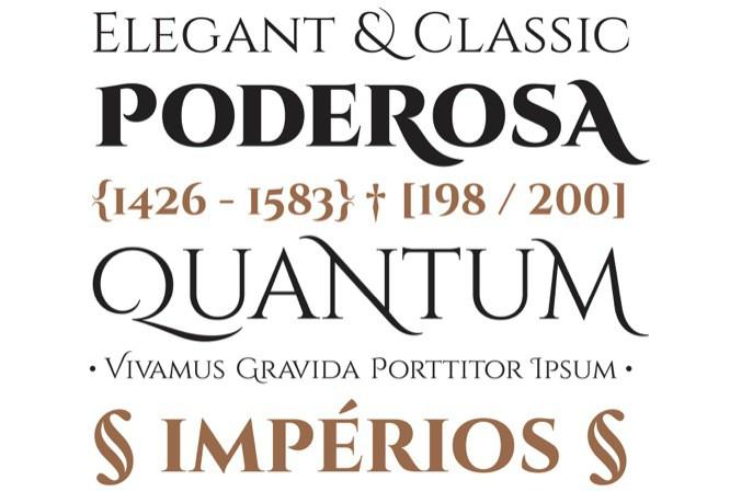 101 лучший бесплатный шрифт для создания логотипов