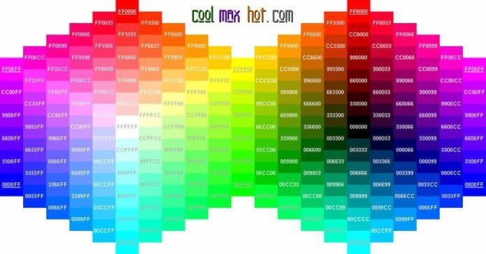Psychology  colors Hex Colors Codes Palette Chart Wheel HTML