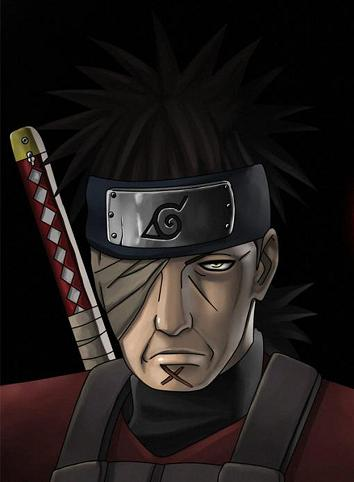 Tobi Wallpaper 3d Without Borrowed Power What Rank Is Danzo Shimura
