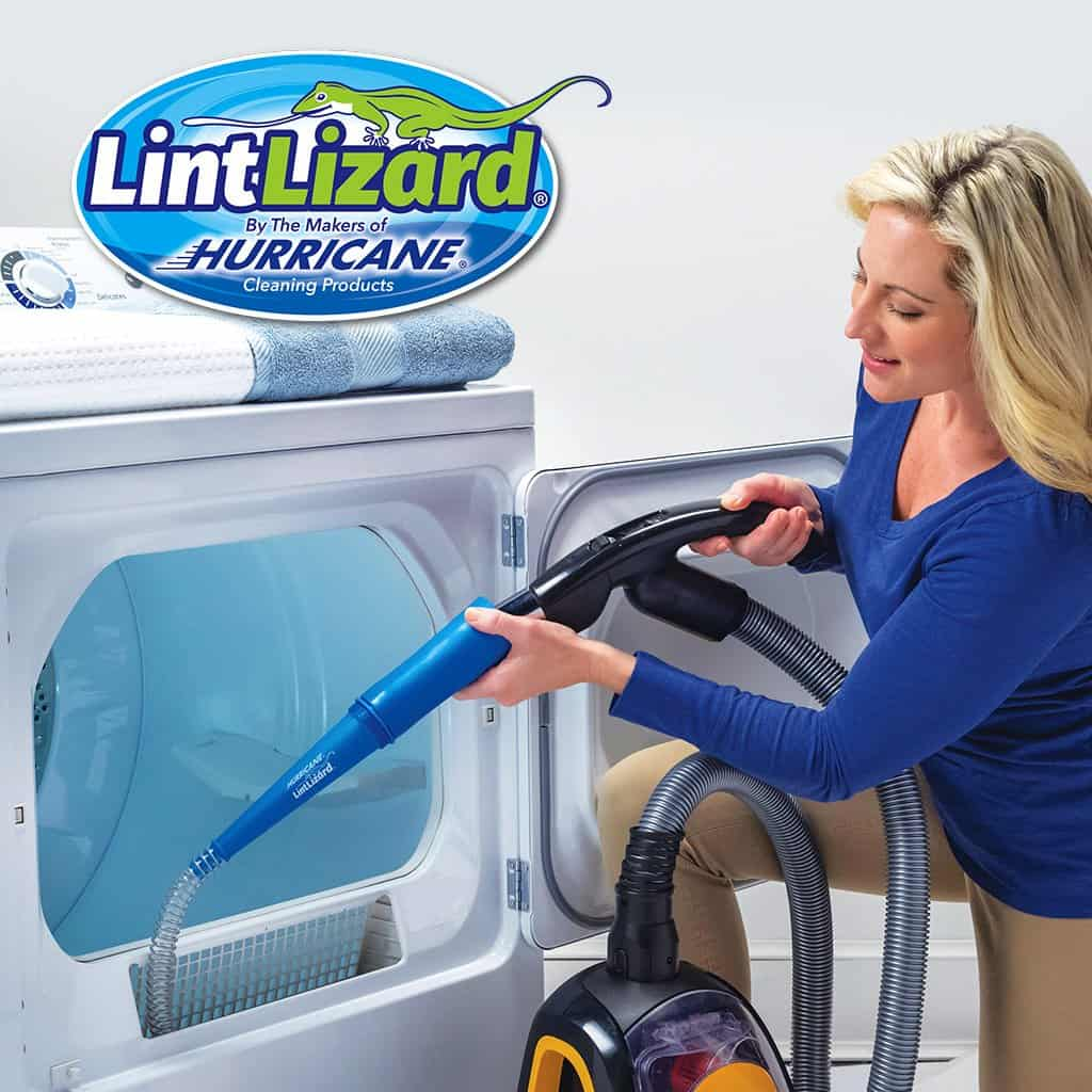 Hurricane Lint Lizard Universals Flexible Dryer Hose Remove Years - Dryer Lint Cleaner