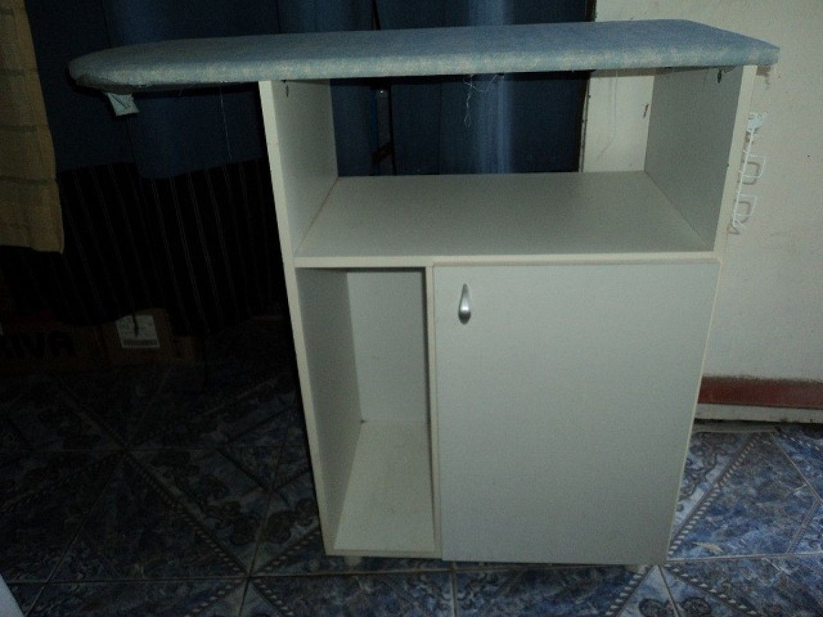 Mesa De Planchar Plegable Tabla De Planchar Con Mueble Incorporado Simple Jll Tabla