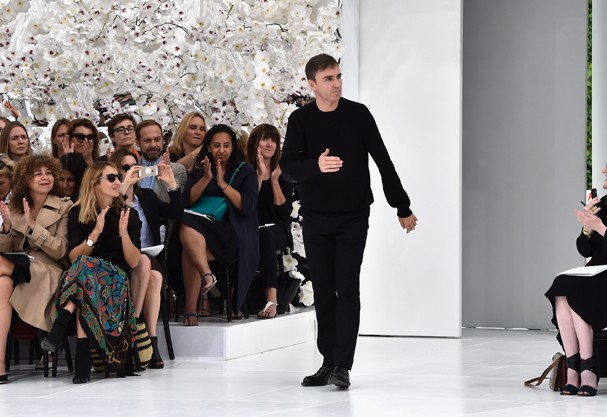 Raf Simons (Foto: Getty Images)