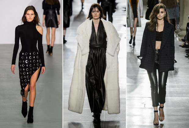 David Koma, Preen e Topshop Unique - Inverno 2016-2017 (Foto: Imaxtree)