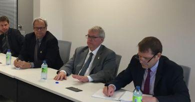 Santé : une rencontre positive avec le ministre Barrette