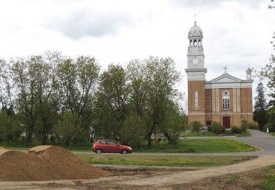 Sainte-Catherine aura sa Place de l'Église