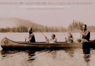 Un livre de 175 affiches pour les 175 ans de Saint-Raymond