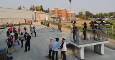 Espace 360 : un skatepark connecté à Pont-Rouge
