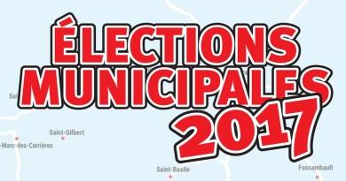 Élections municipales : la liste des candidats est complète