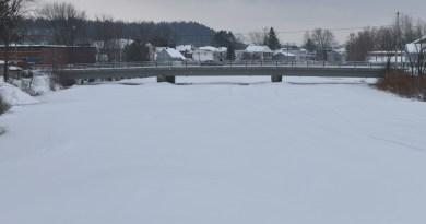 Rivière : la Ville de Saint-Raymond se veut rassurante mais suit la situation de près