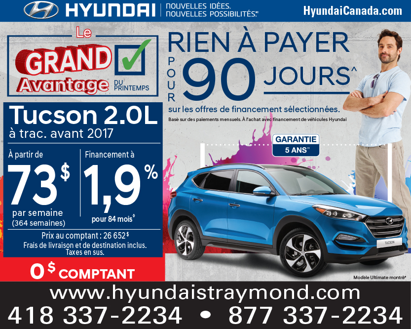Hyundai mars 2018