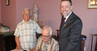 Cap-Santé : la ville acquiert le Vieux Presbytère