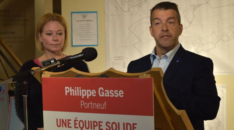 Philippe Gasse est confiant de l'emporter