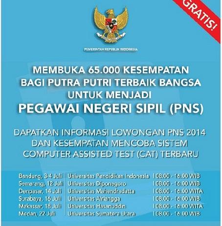 Info Cpns Kota Makassar Penerimaan Cpns 2016 Daftar Online Cpns 2016 Cat Cpns Terbaru Agustus 2016 Info Cpns 2016 And Bumn 2016