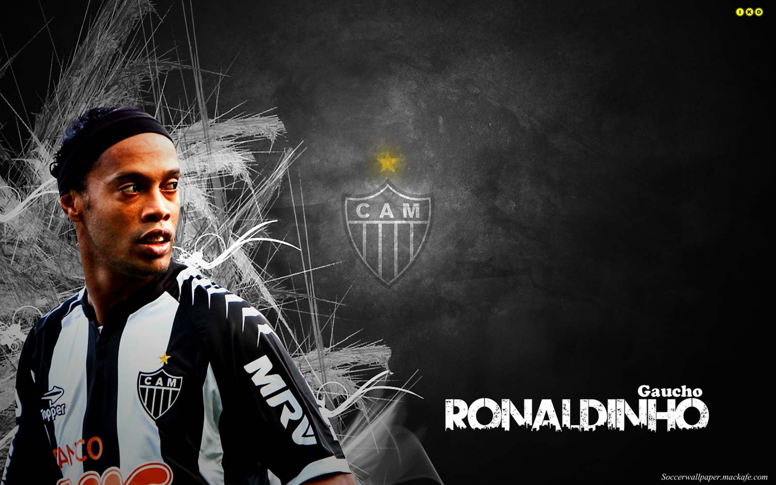 Wallpaper Manchester United Hd I M Not A Chicken I M A Rooster Ronaldinho Advertises