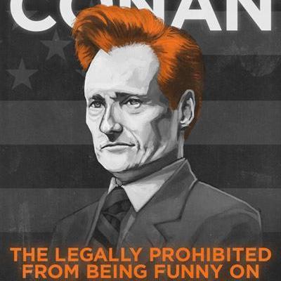 Conan O'Brien Twitter
