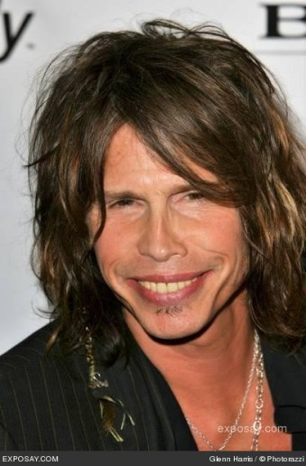 steven tyler 2006 clive davis pre grammy awards party 0dqtm0 The Next American Idol Judge Is...