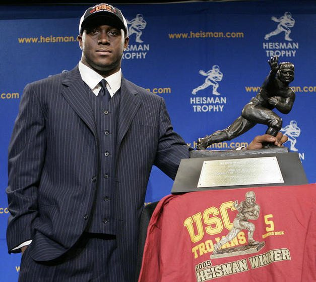 NCAA Wants Reggie's Heisman Back