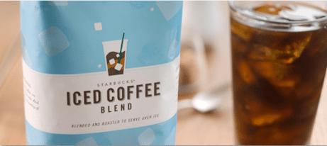 iced coffee Starbucks Iced Coffee Blend   Good Stuff