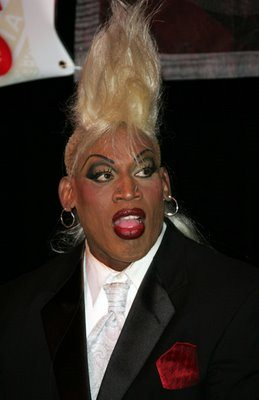Proof of Extraterrestrial Life? Dennis Rodman and His 2011 Hall of Fame Spectacle.