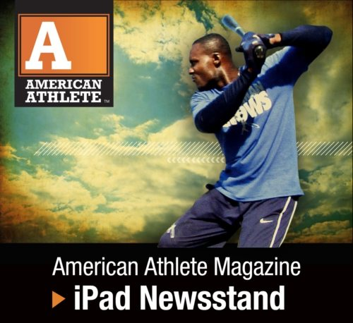 American Athlete Magazine Launches Premiere Issue for iPad