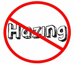No Hazing 250x221 Massachusetts Schools and Universities Aim to End Hazing