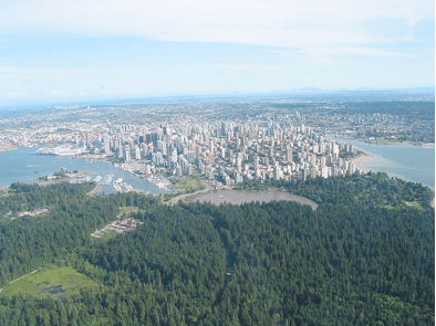 stanley park The World's Top City Parks