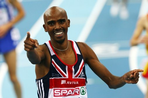 Farah to focus on 10,000m at London Olympics