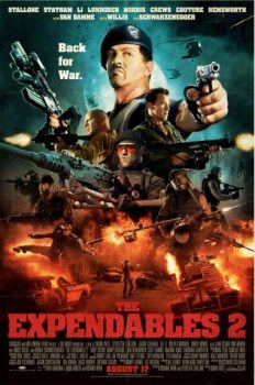 Exp2 232x350 The Expendables 2