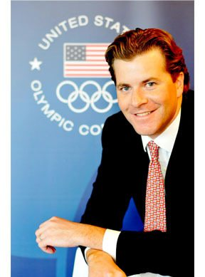 Olympic Profile: Mark P. Jones
