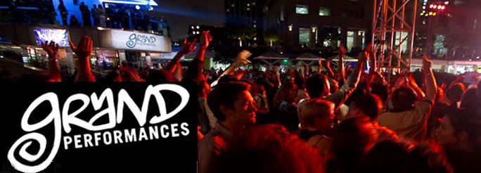 Grand Performances LA:  Breakestra and Bibi Tanga & The Selenites