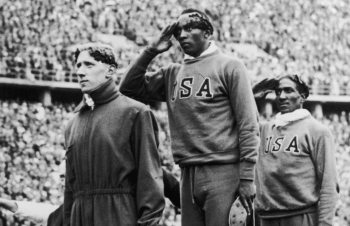 Jesse Owens 350x226 The 10 Best Olympic Films of All Time!!