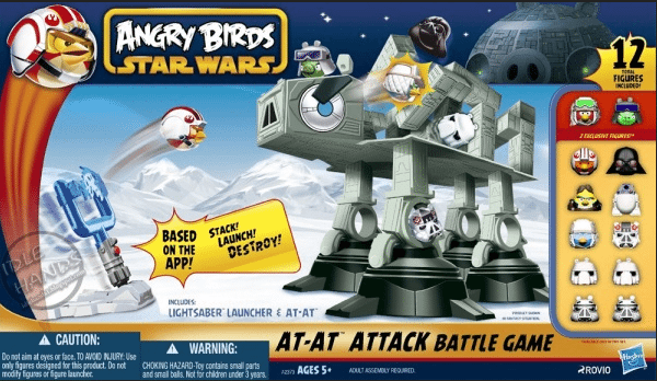 angry birds star wars Angry Birds Star Wars