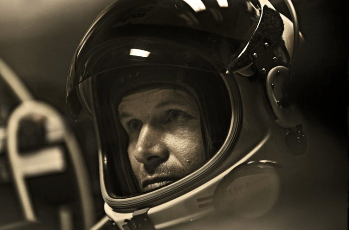 "[Felix Baumgartner] ""Start the cameras and our guardian angel will take care of you…"""