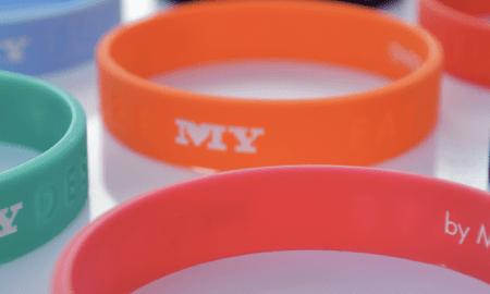 single wristband