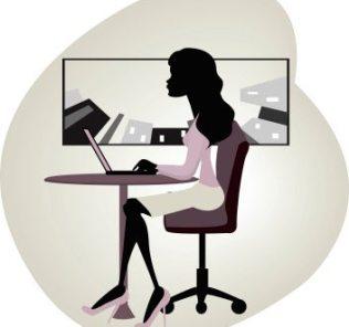 woman-desk