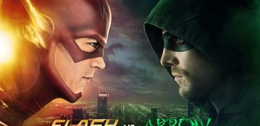 The Flash vs. Arrow Trailer