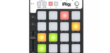 Hands On: IK Multimedia iRig Pads